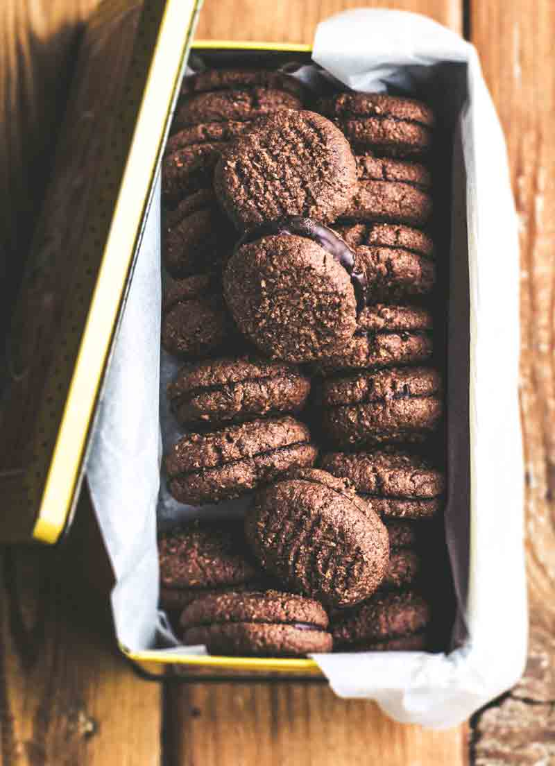 Homemade Romany Creams