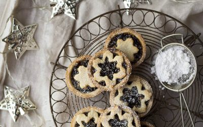 Gluten-Free Christmas Mince Pies