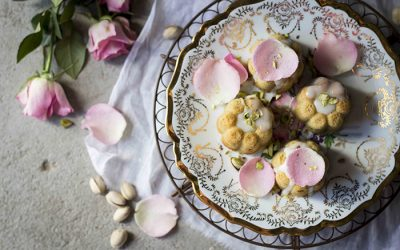 Persian Love Cakes for Valentine's Day