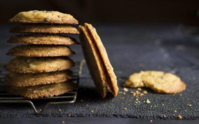 Triple Chocolate Chip Horlicks Cookies