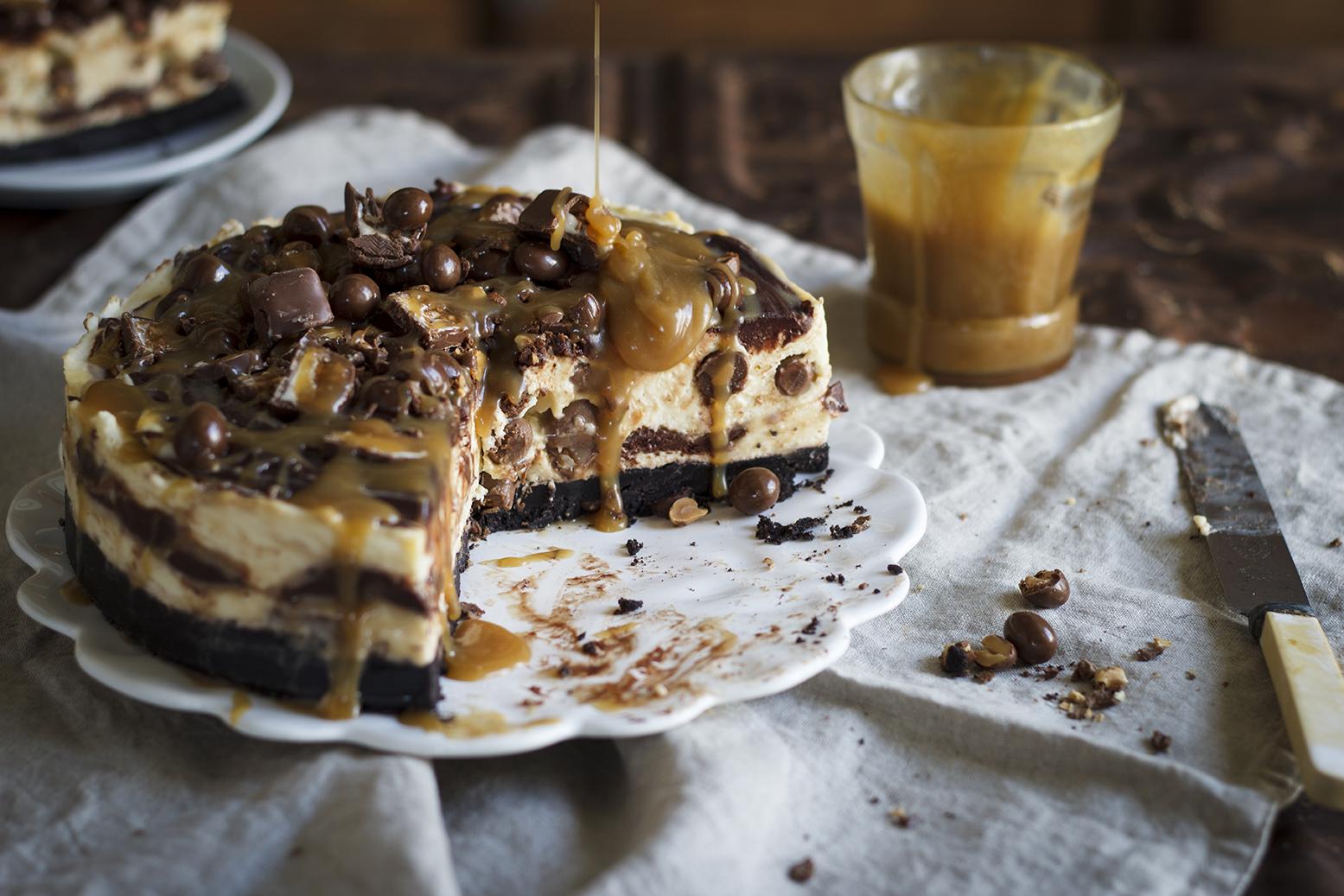 Tin Roof Cheesecake