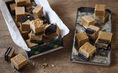4-Ingredient Microwave Oreo Fudge