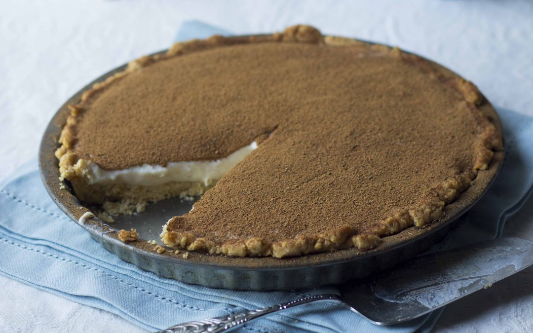 Great Aunt May's Family Milk Tart