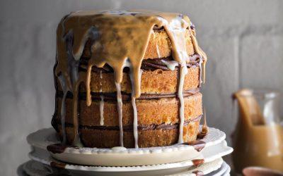 Quadruple Chocolate Melt 'n Mix Cake