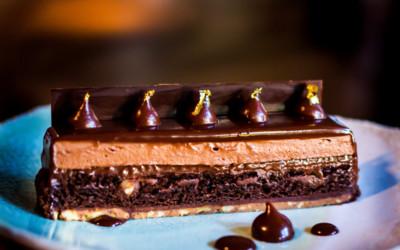 Dessert Paradise at the Festival Culinaire Bernard Loiseau in Mauritius