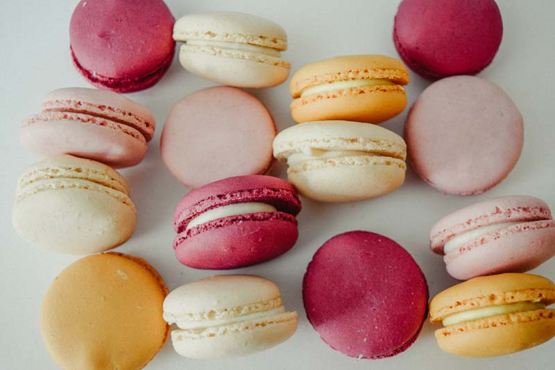 How To Make Perfect Macarons from 5-star Pastry Chefs