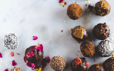Chocolate Espresso Bliss Balls