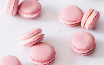 How To Make Perfect Raspberry White Chocolate Macarons