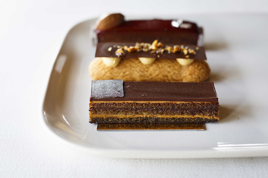 The Sweet Life Of A Pastry Chef & Opera Cake Recipe