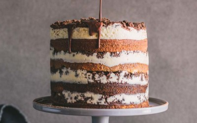 Tiramisu Crunch Cake & Lancewood Cake-Off Competition
