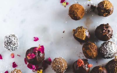 Chocolate Espresso Bliss Balls
